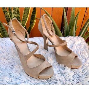 Via Spiga Nude heels 🧁